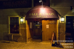 Ball & Chain Grill Hobart