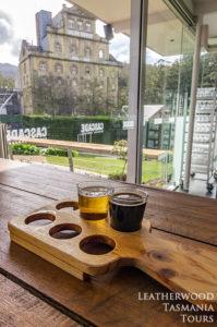 カスケードビール工場タスマニア