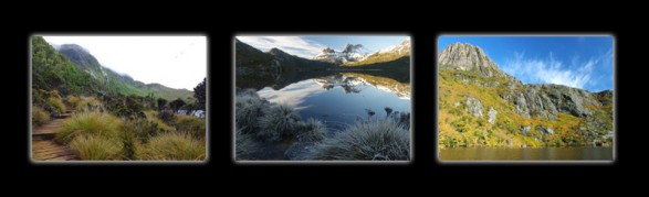 クレイドルマウンテン・ダブ湖周辺の四季 タスマニア