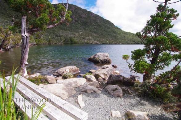 ハーツマウンテン国立公園・オズボーン湖