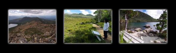 ハーツマウンテン国立公園 世界自然遺産 タスマニア