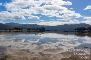 セントクレア湖タスマニア