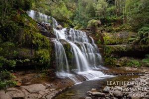 リフィーの滝タスマニア