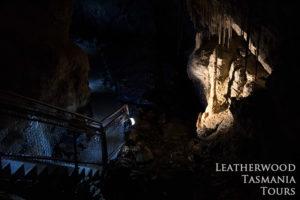 モールクリーク・カルスト国立公園のマラクーパ鍾乳洞