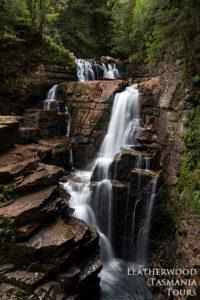 オーバーランドトラックタスマニア・ダルトンの滝