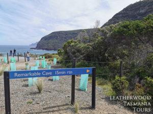 タスマン国立公園 - リマーカブルケーブ