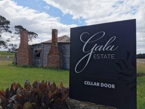 タスマニアワイナリー Gala Estate