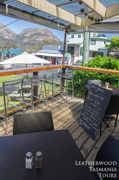 タスマニアカフェ・レストラン情報:トンボロフレシネ